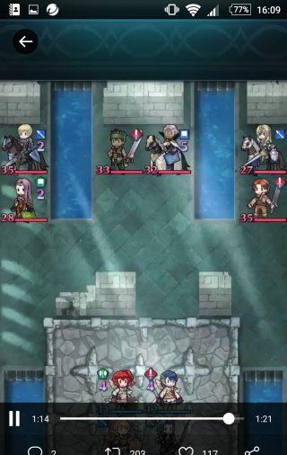 【FEH】PVの隅にこっそりクレーベが映ってるんだが……これはまさかの大英雄戦クレーベ来るか!?!?