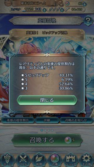 【FEH】英雄祭ガチャで星5確率16%に到達してしまったプレイヤーが現れてしまった……