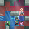 【FEH】絆英雄戦エフラム&エイリークはインファナルでも楽勝マップ!? プレイヤーが操る騎馬パーティー相手に近接歩兵兄妹コンビじゃ手も足も出ないんだよね……