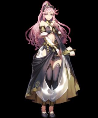 【FEH】ユニット評価 祭の舞姫 オリヴィエ(暗器オリヴィエ)