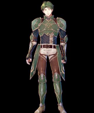 【FEH】ユニット評価 柔の騎士 オスカー