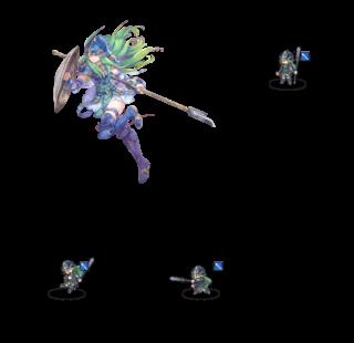 【FEH】近日実装されるネフェニー&漆黒の騎士のイラストが判明!! どちらも素晴らしいイラストで今から楽しみだな!!