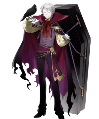 【FEH】ユニット評価 明るい吸血鬼 ヘンリー(ハロウィンヘンリー)