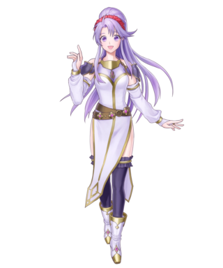 【FEH】ユニット評価 雷の公女 ティルテュ