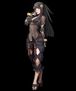 【FEH】ユニット評価 執念の呪い師 シャラ