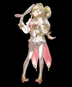 【FEH】ユニット評価 春色のアスク王女 シャロン(バニーシャロン)