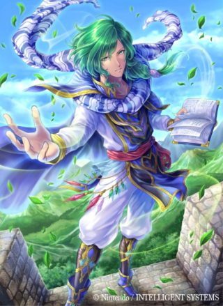 【FEH】次回の新伝承英雄=緑色は誰になるんだろう?? 斧or風魔法使いで伝承にふさわしい主役級キャラと言えば……!?