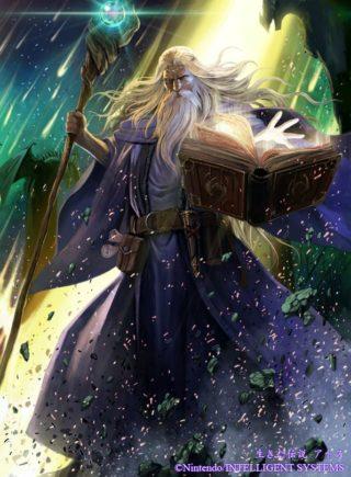 【FEH】アトス、ガトー、虹の賢者……大物ジジイキャラの実装まだか!?