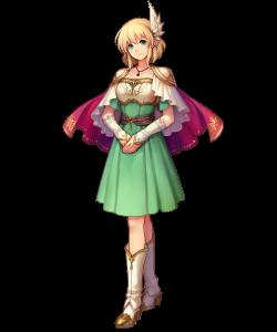 【FEH】ユニット評価 ノディオンの王女 ナンナ