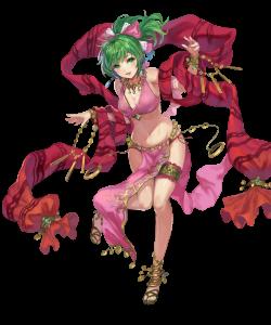 【FEH】ユニット評価 ダーナの踊り子 リーン