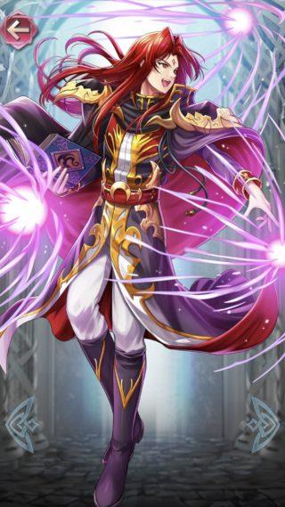 【FEH】ユリウス、イシュタルには触れずにラインハルトについて言及する。やはりヒーローズの主人公はラインハルトなのか