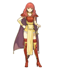 【FEH】ユニット評価 女神の神官戦士 セリカ(総選挙セリカ)