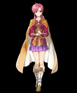 【FEH】ユニット評価 お転婆な姫 エスリン
