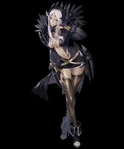 【FEH】ユニット評価 暗闇の遊女 インバース