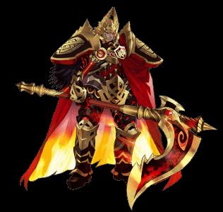 【FEH】ユニット評価 炎の王 スルト