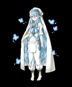 【FEH】ユニット評価 幼き歌姫 アクア(子供アクア)
