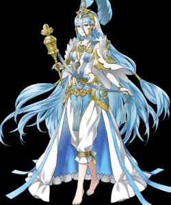 【FEH】ユニット評価 透魔の歌姫 アクア(伝承アクア)