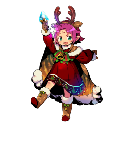 【FEH】ユニット評価 笑顔のプレゼント ファ(クリスマスファ)