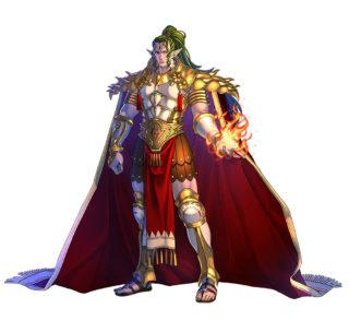 【FEH】ユニット評価 力の神 ドーマ