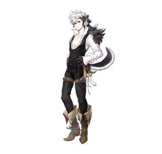 【FEH】ユニット評価 人狼の長 フランネル