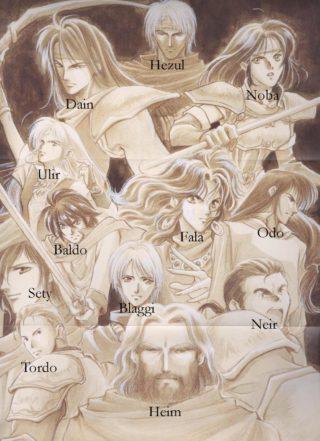 【FEH】セティやファラなどの12聖戦士が神階英雄として登場する未来はありえるのだろうか