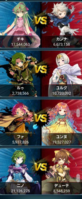 【FEH】こどもの日投票大戦、初動1位はニノ!! 5chで大人気なファたそは……ブービー賞だ