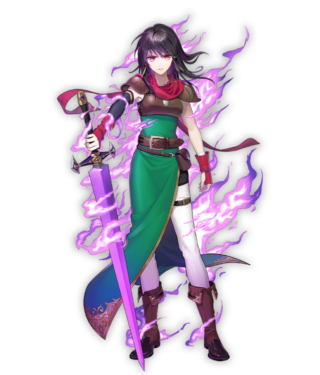 【FEH】ユニット評価 魔剣に囚われし者 マリータ(闇堕ちマリータ)