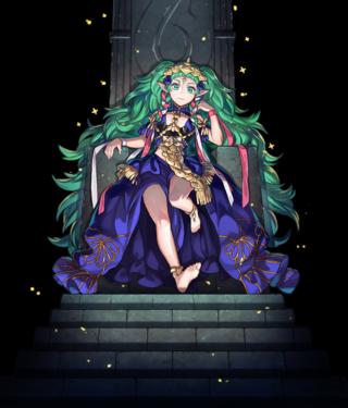 【FEH】ユニット評価 玉座の少女 ソティス