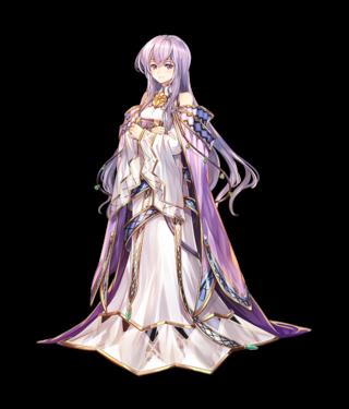 【FEH】ユニット評価 光の聖者 ユリア(伝承ユリア)