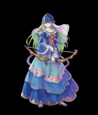 【FEH】ユニット評価 素朴なる踊り手 ネフェニー(舞踏祭ネフェニー)