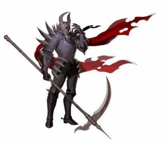 【FE風花雪月】すっかりネタキャラとして定着してしまった死神騎士。開発的にもネタキャラのつもりで生み出したのだろうか??