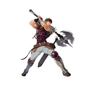 【FEH】イラストでは大剣を携えているジスト、実戦ではただの飾り。レイヴァンと同じ扱いだ