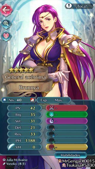 【FEH】ブルーニャの専用武器『フィンブル』は敵のデバフ無効&攻速守魔+4効果!! イドゥンの魔竜のブレスと同じ効果だ