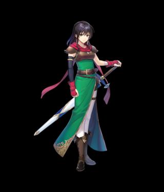 【FEH】ユニット評価 月と星の剣士 マリータ