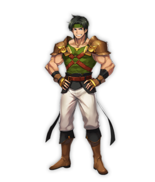 【FEH】ユニット評価 怒れる斧戦士 オーシン