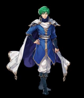 【FEH】ユニット評価 風の勇者 セティ