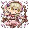 【FEH】バレンタインエフィの英雄紹介、なんだか怖い。エフィの矢は誰を狙うのでしょうか……??