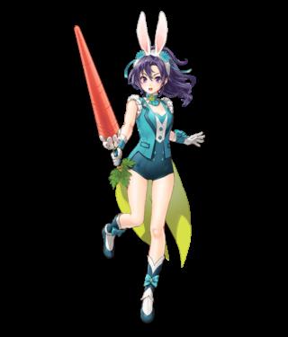 【FEH】ユニット評価 剣士の春模様 フィル(バニーフィル)