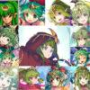 【FEH】様々なイラストレーターに描かれた美少女マムクート、チキ。あなたは誰の描いたチキが一番お気に入り??