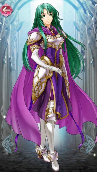 【FEH】レイヴン持ち未錬成最後の希望の星、セシリアさん。どんな錬成が来れば昔のように復権できるだろうか