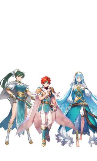 【FEH】神装英雄の中で一番お気に入りのキャラは誰?? どこの国の衣装が好き??
