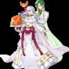 【FEH】ユニット評価 銀の姉と緑の弟 ミカヤ(比翼ミカヤ&サザ)