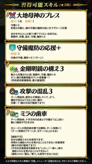 【FEH】神階ミラの新Aスキル『金剛明鏡の構え3』を継承させるべきキャラって誰だろう??