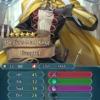 【FEH】ギャンレルは専用武器『サンダーダガー』持ち!! 敵がデバフを受けていれば全ステ+4&自身の魔防の20%をダメージに加算するぞ