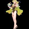 【FEH】ユニット評価 浜辺の蛍石 セライナ(水着セライナ)