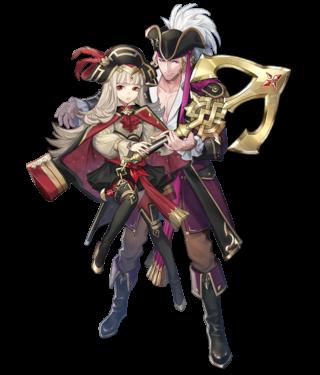 【FEH】ユニット評価 エンブラ海賊団 ヴェロニカ(双界ヴェロニカ&マークス)