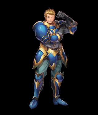 【FEH】ユニット評価 惚れっぽい重歩兵 ガトリー