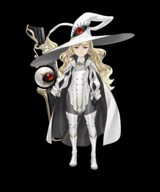 【FEH】第5部オリキャラ『賢者エイトリ』が登場!! 魔女ロリっ子という人気が出そうな属性だが……!?