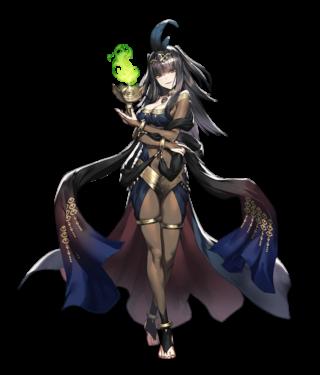 【FEH】ユニット評価 華呪まといし灯姫 サーリャ(ペレジアサーリャ)