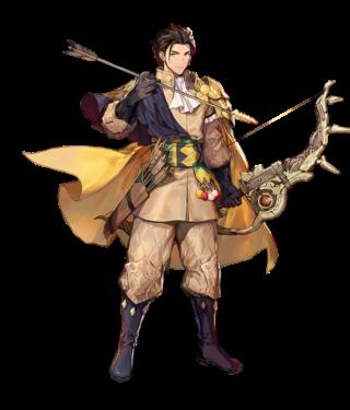 【FEH】ユニット評価 世界を繋ぐ王 クロード(伝承クロード)